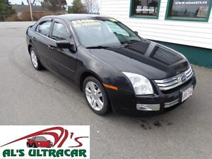 2008 Ford Fusion SEL V6 w/ leather ***AS TRADED***