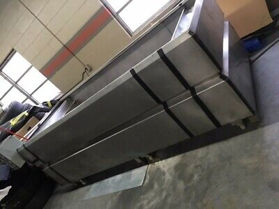 Hydrographic Hydro Dip Tank 8 X3.5 Foot Hydrographic Washer Bay Tank 7 Foot