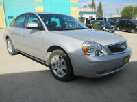 2006 FORD FIVE HUNDRED AWD $5,750 SAFETY AND WARRANTY