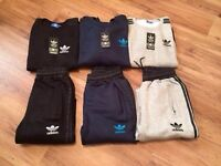 Brand new full adidas tracksuits