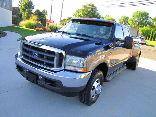 dually turbo diesel lariat lifted 4x4 second gas tank warranty serviced 04 used ford f. Black Bedroom Furniture Sets. Home Design Ideas