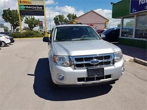 2008 Ford Escape XLT, LOW KM'S/FRESH SAFETY/4WD/LOW PRICE