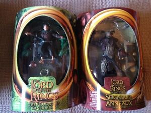 Lord of the RINGS figures MIB MOC lot 2 Orcs and more London Ontario image 6