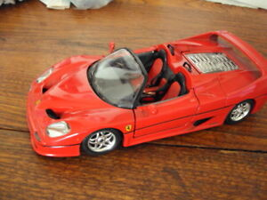 1995 FERRARI F50 DIECAST CAR
