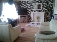2 double bedroom huge flat Castle Vale for 2 bed gff/2 bed house