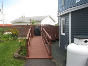 EXECUTIVE TWO STORY -  PERFECT for EXTENDED FAMILY! St. John's Newfoundland image 3