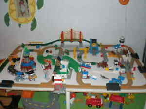 trains geotrax fisher price