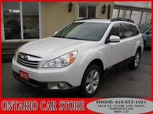 2012 Subaru Outback 2.5 AWD !!!1 OWNER LOCAL ONTARIO CAR!!!