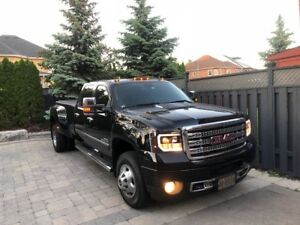2011 GMC DUALLY - MINT SHAPE - FULL SERVICE HISTORY