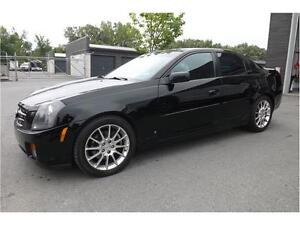 2007 Cadillac CTS SPORT * SEULEMENT 169000 KM