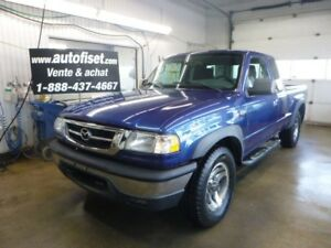 2010 Ford Ranger SE  cab all. 4x4 $74.87/sem+taxes