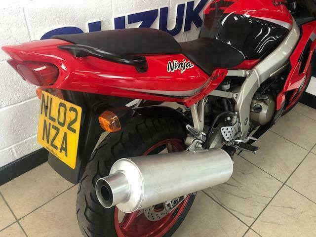 Kawasaki Zx636 A1 P In Wigan Manchester Gumtree