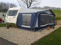 Size 16 Full awning