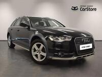 2014 AUDI A6 ALLROAD DIESEL ESTATE