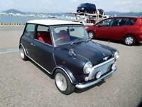 GENUINE INVESTABLE MODERN CLASSIC MINI COOPER 1300 * LOW MILEAGE * RED LEATHER