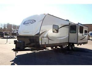 MPG 2650 REAR LIVING-BEST PRICE IN CANADA-TRADES-FINANCING!