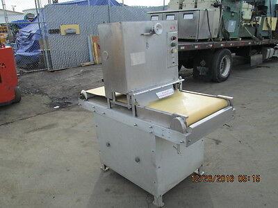 Jaccard Mdl. Hord Ii Commercial Meat Flattening Machine Meat Press Wconveyor