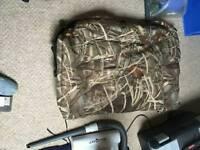 unhooking fishing mat