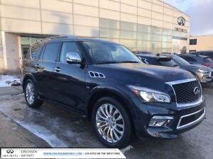 2015 Infiniti QX80 Technology Pkg