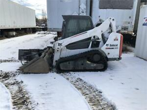2015 Bobcat T590 Track Skid Steer, only 490 hours