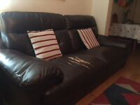 3 seater and 2 seater sofa set free collection