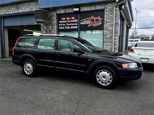 2005 Volvo XC70 AWD 2.5T CROSS COUNTRY W/SUNROOF