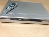 DVD player and digital recorder