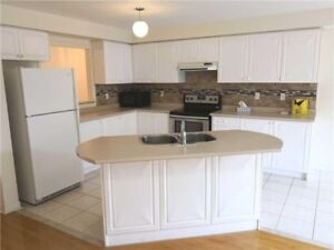 3 Bedrooms townhouse with finished walk out basement