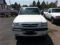 GREAT TRUCK! 2003 MAZDA TRUCK! LOW MILEAGE !SOLD