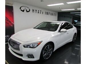 2015 Infiniti Q50 AWD Limited, Technology Package