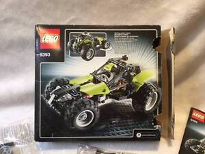 Lego Technic 9393 Tractor/Dune Buggy Rozelle Leichhardt Area Preview
