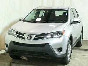 2015 Toyota Rav4 LE AWD w/ Bluetooth, Low KMs