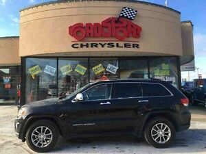 2014 Jeep Grand Cherokee Limited | Leather Upholstery | AWD |