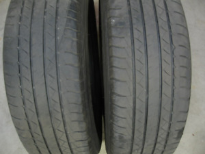PAIR OF MICHELIN 225/65R17 ALL SEASON $40 FOR BOTH