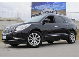 2013 Buick Enclave CXL2 AWD Navigation|Sunroof|Leather|Rear DVD Peterborough Peterborough Area image 3