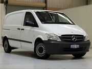 2012 Mercedes-Benz Vito 639 MY11 113CDI SWB White 5 Speed Automatic Van Bibra Lake Cockburn Area Preview