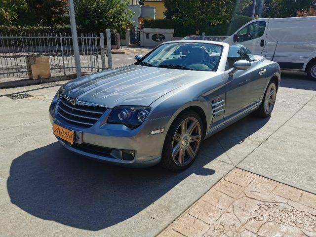 CHRYSLER Crossfire 3.2 cat Roadster Limited