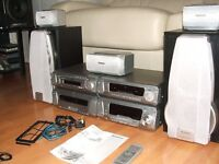 Technics HiFi System Separates in Mint Condition and Superb Sound Quality
