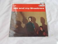 Vinyl LP Me And My Shadows Cliff Richard And The Shadows Columbia 33SX 1261 Mono 1960