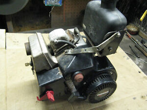 7Hp Tecumseh Self Contained Engine