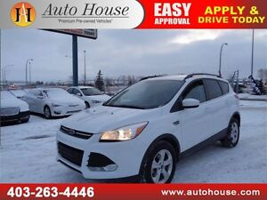 2015 Ford Escape SE EcoBoost Leather B.Cam Bluetooth