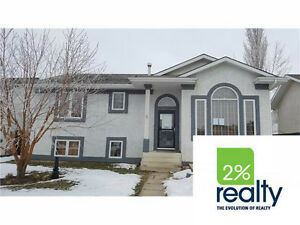 Sylvan Lake Modified Bi-level W/ Tons Of Potential-Listed By 2%