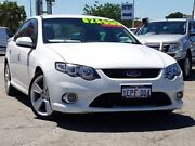 2009 Ford Falcon FG XR8 White 6 Speed Sports Automatic Sedan Morley Bayswater Area Preview