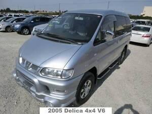2005 Mitsubishi Delica 4x4, 7 seat, Excellent Condition!! v6 Shannon Brook Richmond Valley Preview