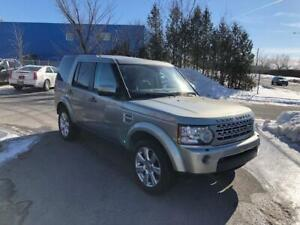 2013 Land Rover LR4 HSE LUXE Navigation