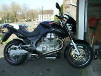 Moto Guzzi 1200 Sport 2v (Now Sold)