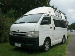 Toyota Hiace Hitop Campervan - TRY BEFORE YOU BUY! Woolner Darwin City Preview