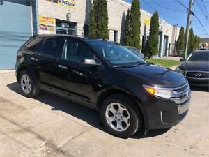 2013 FORD EDGE AWD  AUT/AC/CAMERA/BLUET/MAGS/GR-ELECT!!