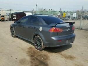 parting out 2009 Mitsubishi lancer gts