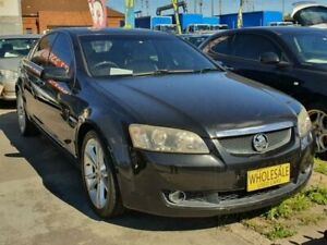 2008 Holden Calais VE MY09.5 V 60th Anniversary Black 5 Speed Automatic Sedan Granville Parramatta Area Preview